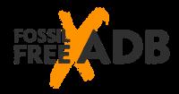 Fossil Free ADB